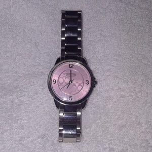 Women's Coach Wristwatch